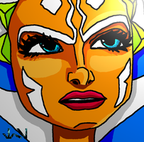 Beautiful Ahsoka by Chrisily