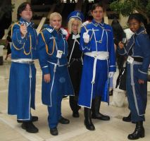 Cosplay Check: FMA 10 by Rhythm-Wily