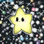 Star in the Spacey Sky by Bichu