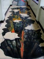 3D ILLUSSION - Student Project - Philippines by jeromechoco