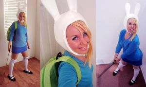 Fionna Cosplay by Spwinkles