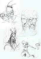 Sketchdump by IFrAgMenTIx