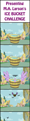 Even the Buckets by CrowleyFiM