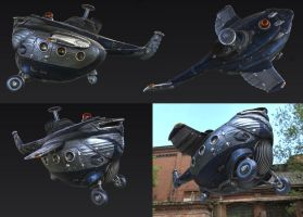 chopper wip5 by sittingducky