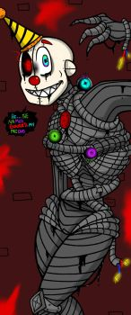 Ennard (Sister Location) by YaoiLover113