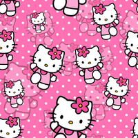 Fondo Hello Kitty Pink by MFSyRCM
