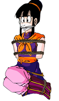 Chichi bound and gagged (Vector by BlackZeld