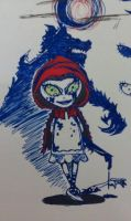 Little Red Riding Hood by HellAcolyte