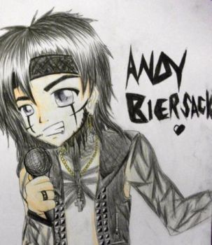 Andy at his best by emoissy13