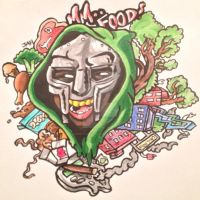 MF DOOM by Oldirtymastered