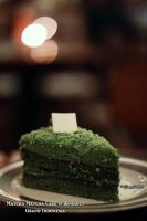 Matcha Matcha Cake by viennidemizerable