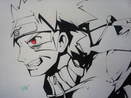 It's Naruto again! by delPuertoSisters