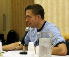 DragonCon 03: James Leary-73 by CanisCamera