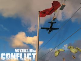 World in Conflict No. 2 by Westy543