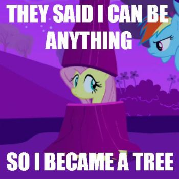 They Said I Can Be Anything by Diademrocks