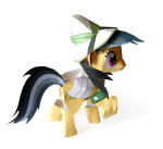 Daring Do finished Photo by Kna