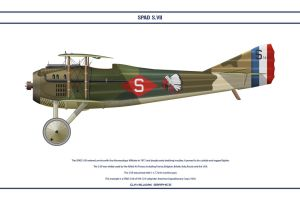 Spad S.VII USA 1 by WS-Clave