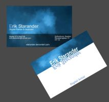 business card by stariander