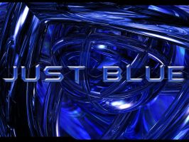 Just Blue by nebuloso69