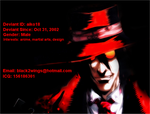 My 2nd Deviant ID with Alucard by aiko18