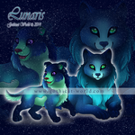 Lunaris for Gothicat World (September 2014) by x-Tsuzurao-x