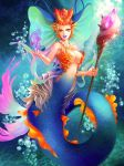 Sea Witch by superspacemonkey