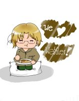 We love waffles - Canada APH by o0-hiitomii-0o