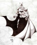Batman by vampirekingdom