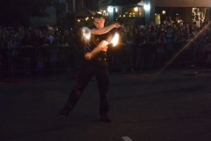 Ignite the Night Fire/Food Fest,Hand and Fire Ball by Miss-Tbones