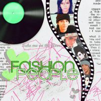 Fashion people by niicoole