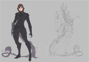 Annon Ref - wip2 by Paper-Plate