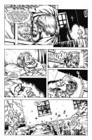 NEKROS Page 1 lettered by RudyVasquez