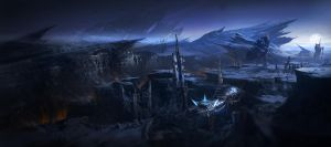 Star Citizen Concept Art by MeckanicalMind