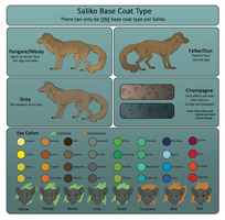 Saliko - Base Coat Types by Mikaley