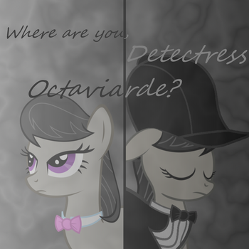 Where are you, Octavia? by Tazamo-Arkazi