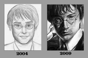 Drawing Progression 2 by gabbyd70