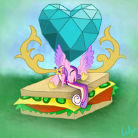 This Day's Sandwich -fanfic song- by BlueEvelyn