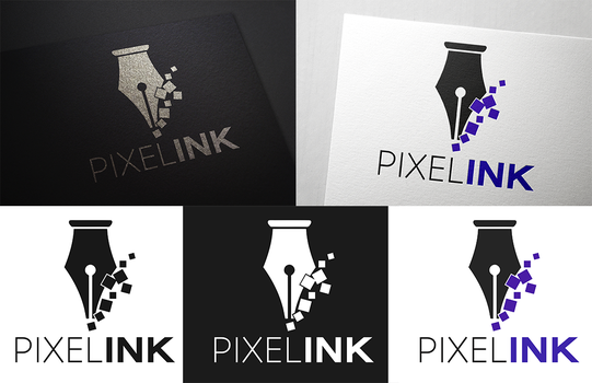 Pixel Ink by PixelKhaos
