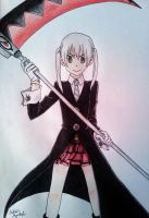 Soul Eater Maka by Killjoy-Chidori
