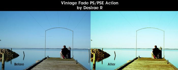 Vintage Fade Action by DesiraeR