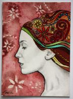 Beauty ACEO by skippypoof