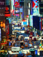 Tilt Shift- Mini City by dkornberg