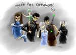 meet the Othorions by Ferania