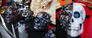 Venice Steampunk masks by vladioglas