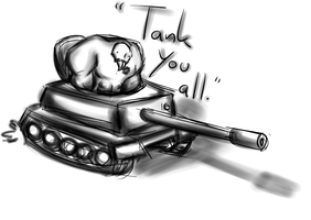 Tank you all by TickingGears