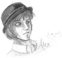 Alex - Clockwork Orange by NariSon