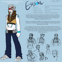 Emsohl the Destroyer Profile by marshmellowbrains