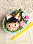 Birthday Party lunch box by loveewa