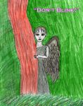 Weeping Angel by roguelover321