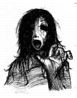 the grudge by hooded-unknown